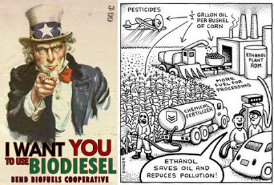 Biofuels and Hybrids: Two Green Dreams, Actually Terrible For The Environment
