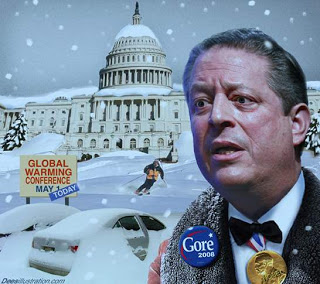 Climate Fear Promoters Try to Spin Record Cold and Snow: 'Global warming made it less cool'