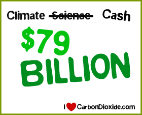 Climate Funding Exposed: $79 Billion