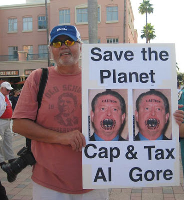 Time to Cancel IPCC and Withdraw Nobel Prizes From Them and Gore