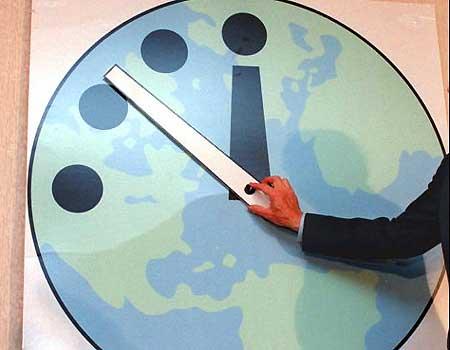 The Hippy Dippy Doomsday Clock