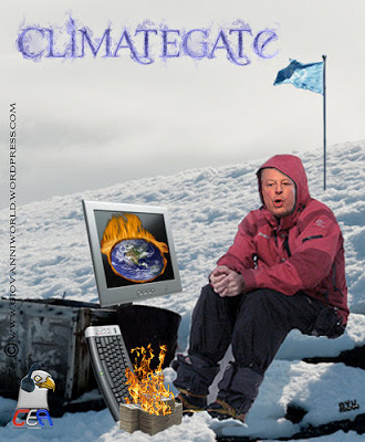 Global Warming Makes the Case Against Global Government