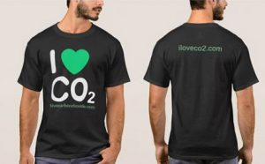 Women's I Love CO2 T-Shirt