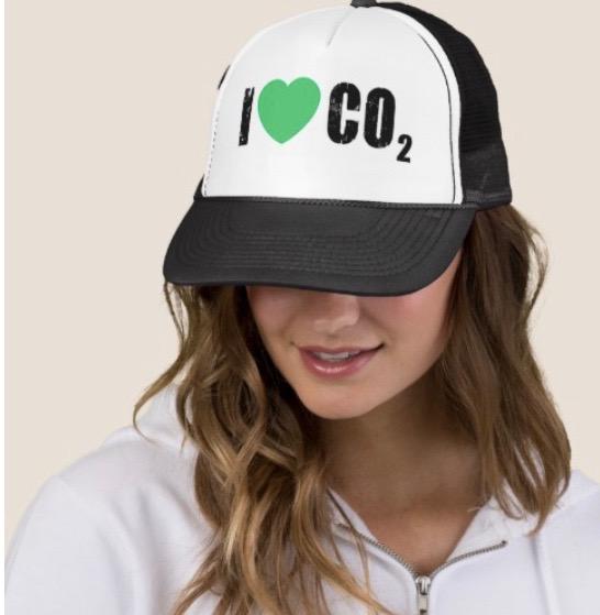 ILoveCO2 Trucker Hat